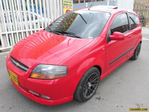 Chevrolet Aveo Gti Limited 1600 Ac
