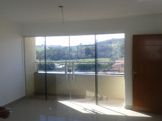 Apartamento Com 3 Quartos Para Comprar No Arvoredo Em Contagem/mg - 38428