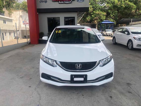 Honda Civic Lx Cámara Reversa