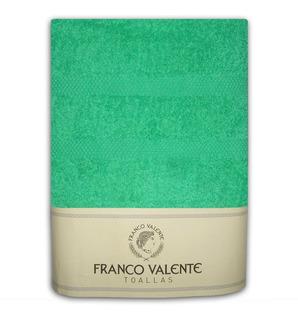 Set X 10 Toalla Mano Franco Valente Pesad 500 Gr 48x88 Mayor