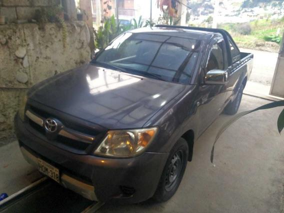 Toyota Hilux 4x2 C/s 2008 Gasolina Motor 2.7