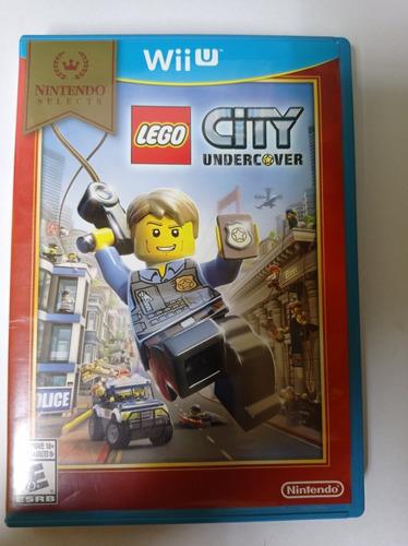 Imagen 1 de 5 de  Wii U Lego City Undercover