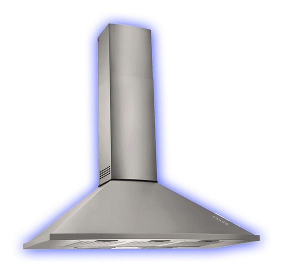Campana De Cocina Tst Lanin 90cm Pared Acero 3v - Envio Gratis