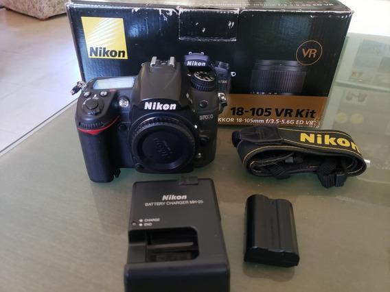 Nikon D7000. Body. Perfecto Estado