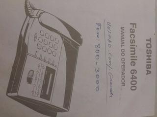 Telefone E Fax Semp Toshiba