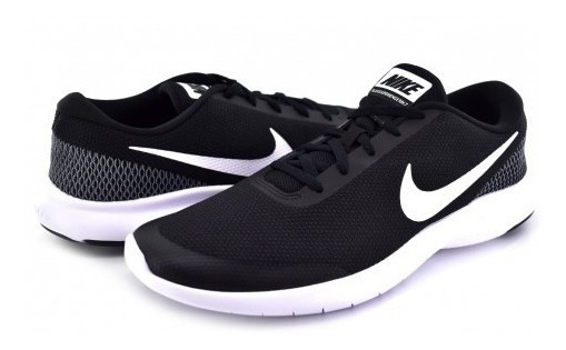 Tenis Nike 908985 001 Black/white-white Flex Experience Rn 7