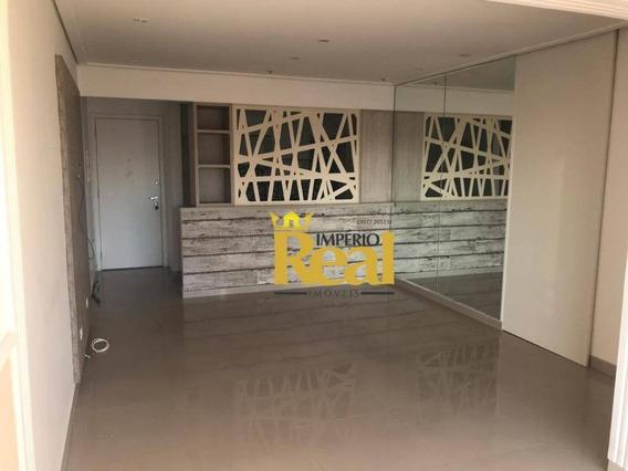 Apartamento Com 2 Dormitórios À Venda, 70 M² Por R$ 740.000 - Perdizes - São Paulo/sp - Ap6310