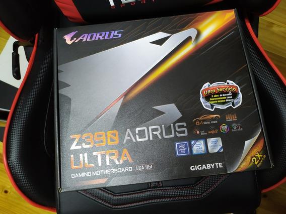 Mother Gigabyte Aorus Z390 Ultra 8va 9na