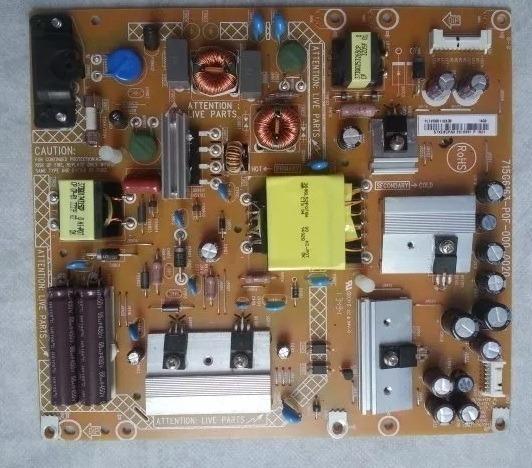 Placa Da Fonte Philips 40pfg4109/78 715g6163-p0f-000-0020