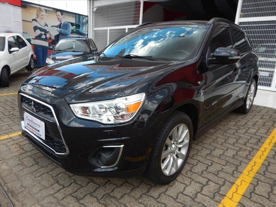 Mitsubishi Asx 2.0 4x4 Awd 16v Gasolina 4p Automatico 2016