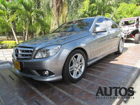 Mercedes Benz C250 Cgi Cc 1800 At