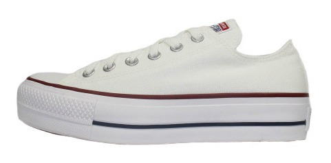 Tênis All Star Chuck Taylor Plataforma - Branco Original