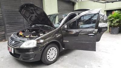 Renault Logan Authentique Completo Menos Ar