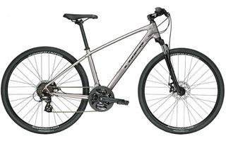 Bicicleta Mtb Hibrida Trek Dual Sport 1 21vel Frenos Discos