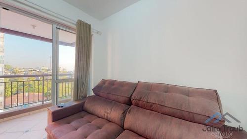 Apartamento  Com 2 Dormitório(s) Localizado(a) No Bairro Campo Limpo Em São Paulo / São Paulo  - 17252:924650