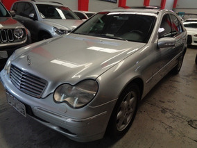 Mercedes-benz C 320 2001 / 2002 3.2 Avantgarde V6 Gasolina