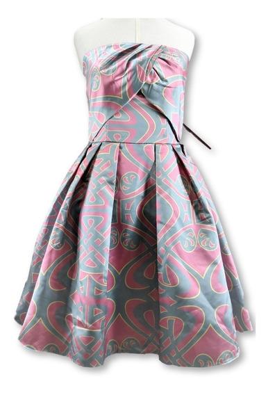 Vestido Feminino Midi Godê Anos 60 Lança Perfume Original