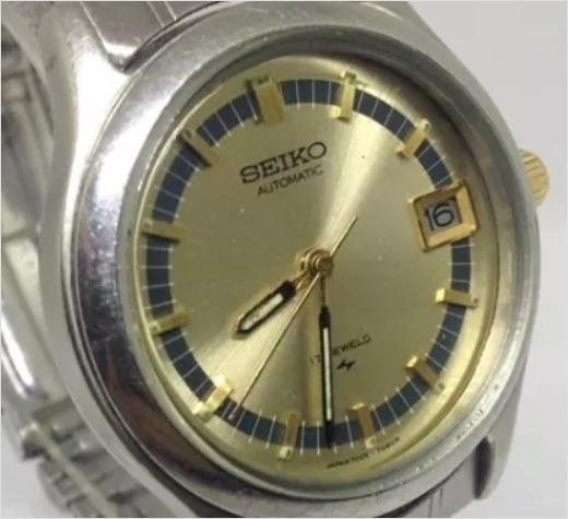 Relógio Pulso Seiko Masculino Automático T10485 Webclock
