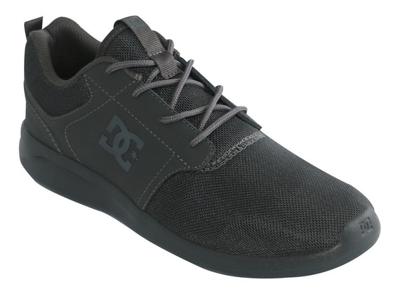 Tenis Casual Hombre Midway Tx Adys700136 Dc Shoes