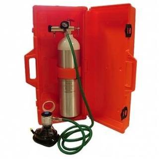 Equipo Portátil Resucitación Multipropósito Oxigenoterap Frl