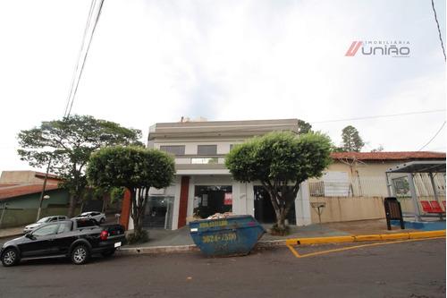Imagem 1 de 15 de Apartamento Sobreloja Para Alugar No Jardim Aratimbó  -  Umuarama - 1211