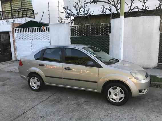 Ford Fiesta 1.6 First 5vel Aa Sedan Mt 2007