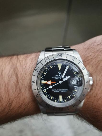 Relógio Rl Exp Ii Vintage +reparos