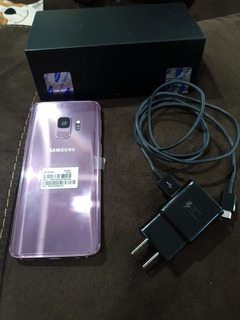 Samsung S9 64 Gb. Lila.