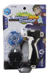 Beyblade Con Lanzador Juguete Trompos Niño