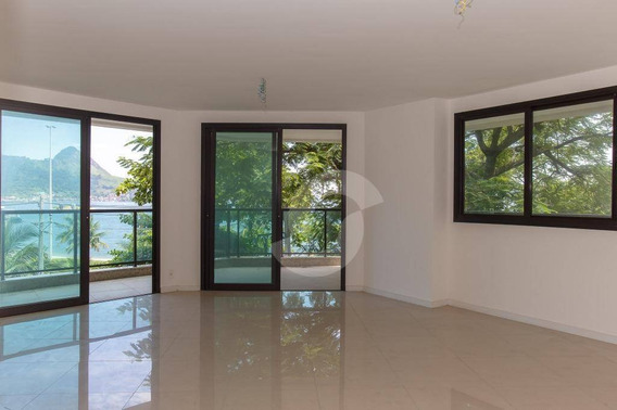 Apartamento Residencial À Venda, Charitas, Niterói. - Ap5516