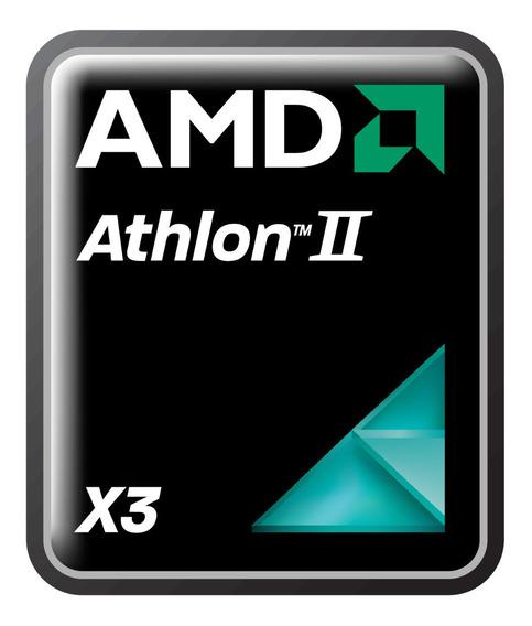 Processador Amd Am3 Athlon X3 445 3.1 Ghz 3 Núcleos, Novo!