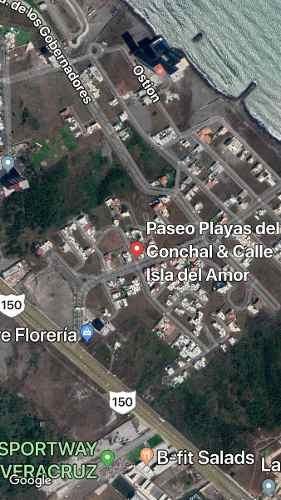 Terreno * Esquina * Sobre Blvd. Playas Del Conchal * Alvarado * Veracruz