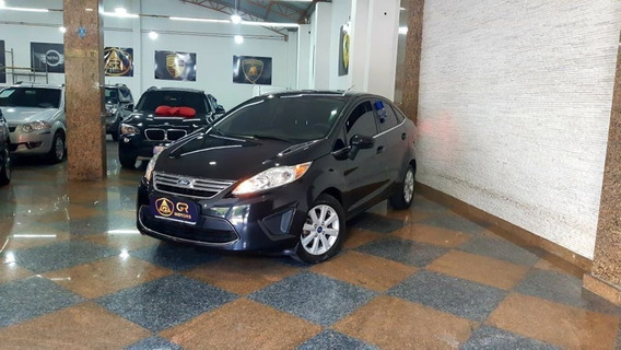 Ford New Fiesta 1.6 Se 16v Flex - 2012 ( 2 Dono )