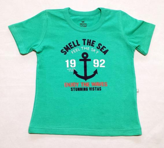 Camiseta Bebê Da Hering - Cód. 2755 - 2757