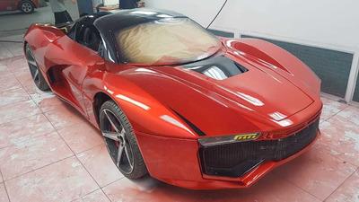 Calegari Motors Modelo 2 Fastback Ou Targa