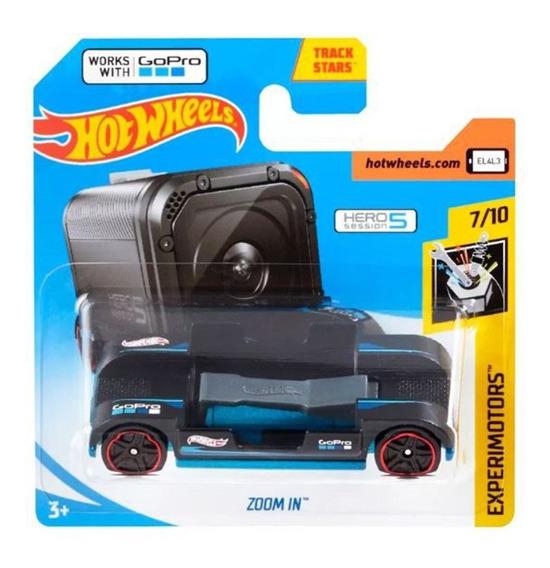 Hot Wheels - Zoom In - Gopro - Fjv98