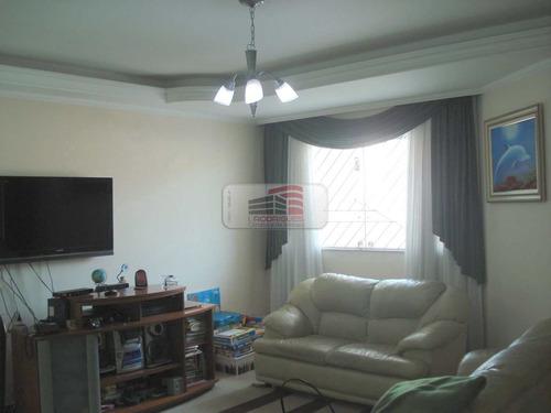 Imagem 1 de 18 de Sobrado Com 3 Dorms, Assunção, São Bernardo Do Campo - R$ 750 Mil, Cod: 1012 - V1012