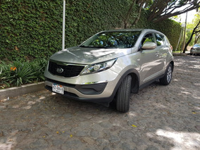 Kia Sportage 2.0 Lx At 2016