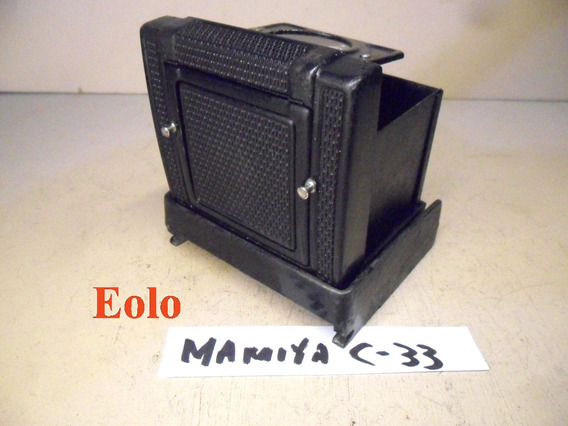 Mamiya C33 Mamyia - Capuchon Visor - Raro &