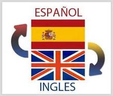 Se Hacen Traducciones, Ingles-espanol/ Espanol-ingles