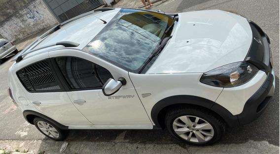 Renault Sandero Stepway 1.6 16v Hi-flex Aut. 5p 2013