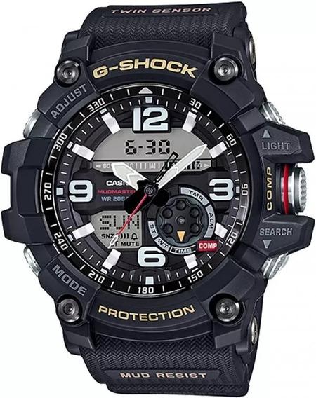 Relógio Casio G-shock Mudmaster Gg-1000-1adr Em Vitória