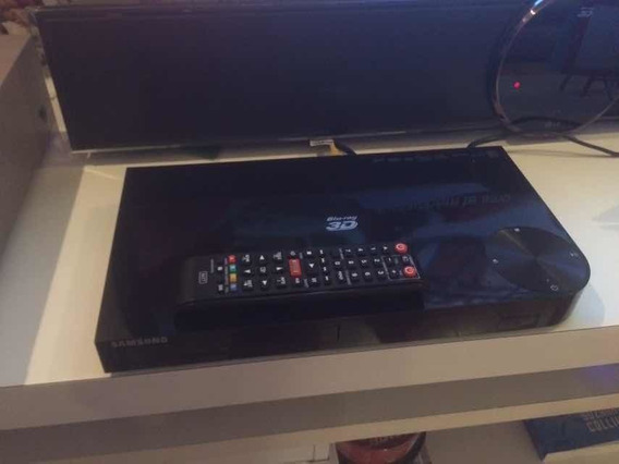 Bluray Player 3d Samsung F5500 Smart C/ Netflix E Youtube!ok