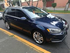 Volkswagen Golf Variant Sel Tdi Std