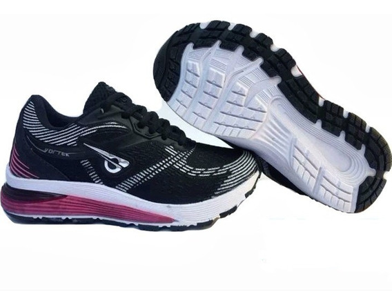 Tênis Esportivo Glk Feminino Original Training Corrida Pink