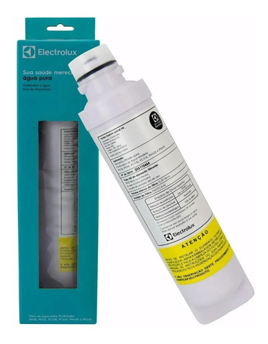 Filtro Refil Purificador Água Electrolux Pa21g Pe11b Pe11x