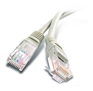 Cable De Red - 1,8 Mts. - Categoria 5 - Para Router A Pc