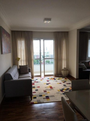 Imagem 1 de 18 de Apartamento 2 Quartos Santo André - Sp - Vila Bastos - Rm201ap
