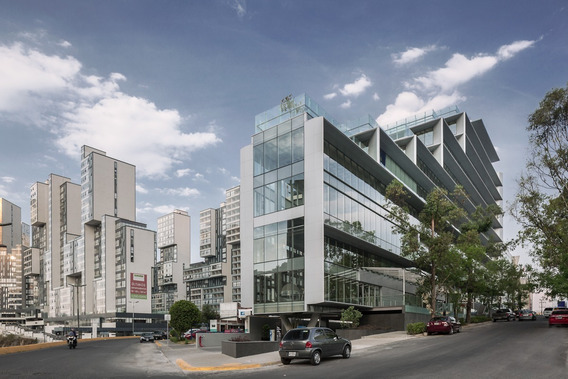 Renta Oficinas: Interlomas. Edificio Inteligente Aaa