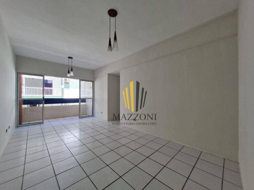 Edf. Farol Do Porto    Apartamento Em Setubal   80m²   Varanda   2 Quartos Sendo 1 Suíte Master   2 Vagas De Garagem   R$ 300.000 - Ap1999